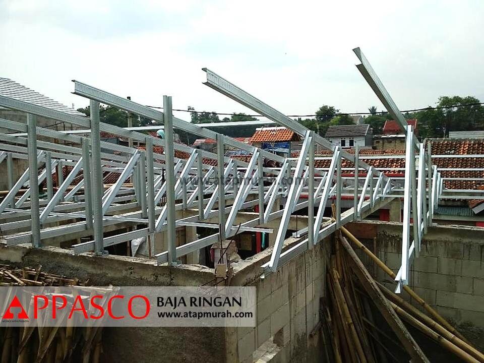 Tips Renovasi Atap Rumah Ganti Baja Ringan Atap Murah Baja Ringan