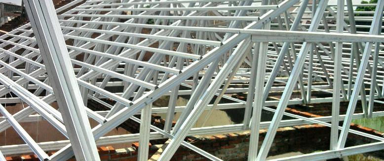 pasang atap baja ringan murah